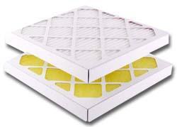 Rahmenfilter - Filterzellen G2(EU2) - Papprahmen