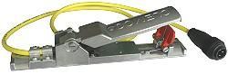 Handhebel RLX-E - elektrisch - Totmannschalter - mit Steuerkabel