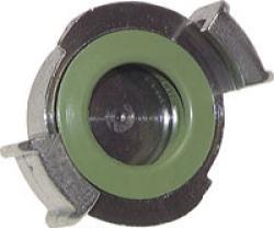 GEKA System - Klauenkupplung -Verschlusskupplung - Edelstahl