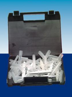 Schlauchverbinder - Kunststoff - Multibox 56-teilig