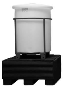 Sicherheitspalette - 15 bis 1140 Liter