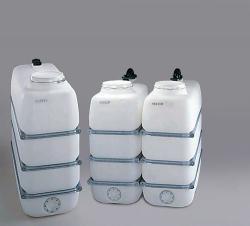 Chemikalientanks - bis 4000 Liter