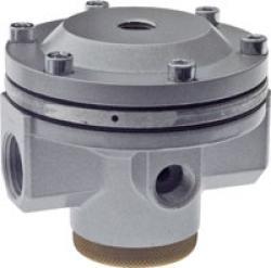 """Ferngeteuerte Druckregler (Volumenbooster) - Standard - Baureihe 3 bis 8 (G 1/2"""" - G 2"""")"""