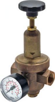 Druckregler für Gase und Flüssigkeiten - bis 40 bar