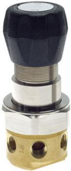 Hochdruck-Membran-Druckregler für Gase - Edelstahl oder Messing  - bis 275 bar
