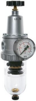 """Filterregler - Standard - Baureihe 1 bis 5 (G 1/4"""" - G 1"""") - bis 7000 l/min"""