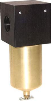Druckluftfilter für hohe Drücke - Standard - bis 40 bar