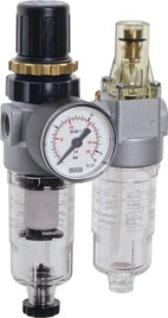 Wartungseinheiten 2-teilig - Mini - Standard -350 l/min