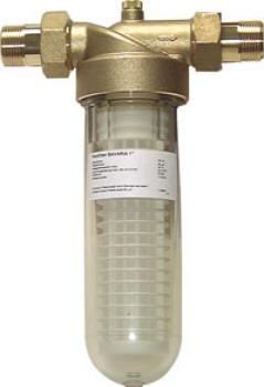 Feinfilter für Trink- und Brauchwasser - PN 16 bar