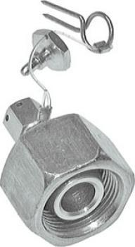Messanschlüsse mit Steckanschluss und HD-Verschraubung - bis PN 400 bar