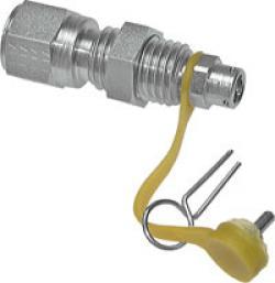 Adapter für Steck-Manometer - PN 400 bar
