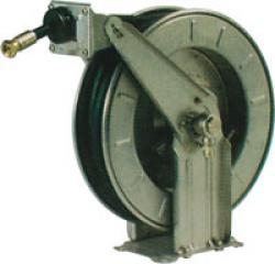 automatische schlauchaufroller f r hydraulik l wasser und fett bis 400 bar. Black Bedroom Furniture Sets. Home Design Ideas