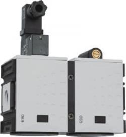 Befülleinheiten (Anfahrventile mit Magnetventil) - Baureihe Futura
